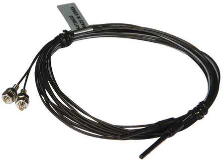 Fbr Optic Cbl Through Beam 1.000mm dia. by USA Autonics Fiber Optic Cable