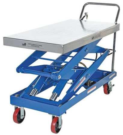 Vestil Air Hydraulic Steel Cart Type AIR-1500-D