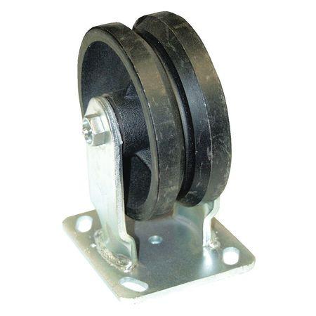 Vestil Steel Gantry Crane - V-Groove Wheels