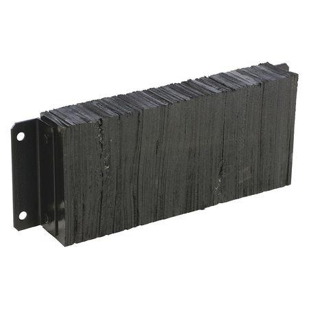 Vestil Laminated Dock Bumper- 4.5 Projection Type 1230-4.5