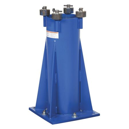 Vestil Multi Station Jib Crane - Base Socket