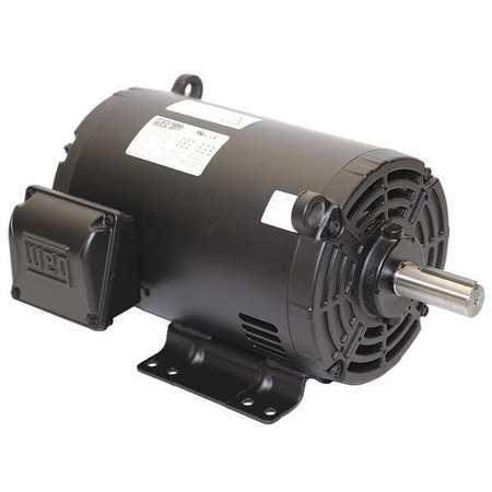 Motor 3 Ph 3 HP 1765 182/4T 575V 3.09A by USA Weg General Purpose 3 Phase AC Motors