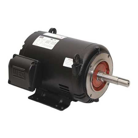 Pump Motor 2 HP 1745 143/5JP 2.69A by USA Weg Close Coupled Pump Motors