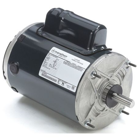 Farm Duty Motor PSC TENV 1/2 HP 850 RPM by USA Marathon AC Farm Duty Motors