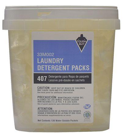 Tough Guy Citrus High Efficiency Laundry Detergent, 130/ Tub