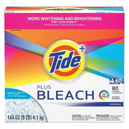 Tide 9 Lb. Original Scent Powder Laundry Detergent, 2 Pack