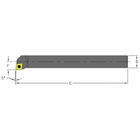 Ultra-Dex Boring Bar D08R SCLCR2
