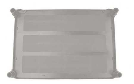 Rubbermaid Middle Shelf Type FG3421L2PLAT
