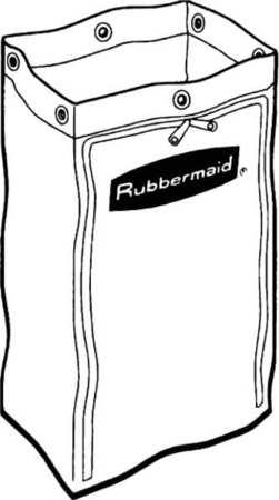 Rubbermaid Vinyl Bag