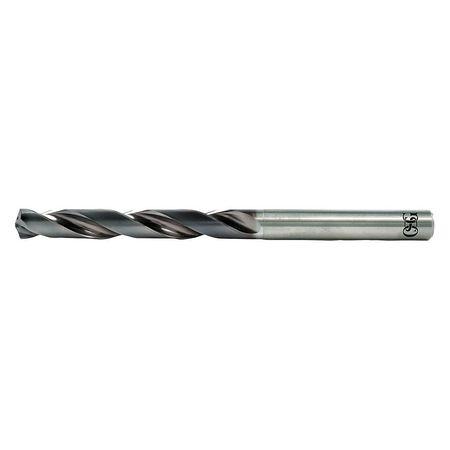 OSG Jobber Drill 8.1mm 140 Carbide