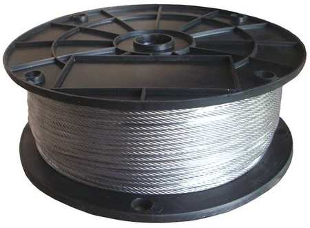 Dayton Cable 1/32 in. 250 ft. 1 x 19 SS