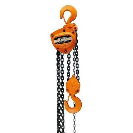 Harrington Manual Chain Hoist 40000 lb. 12 ft.