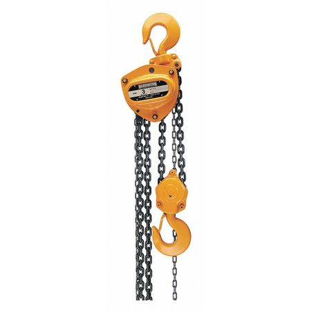 Harrington Manual Chain Hoist 10 ft.Lift Type CB030-10