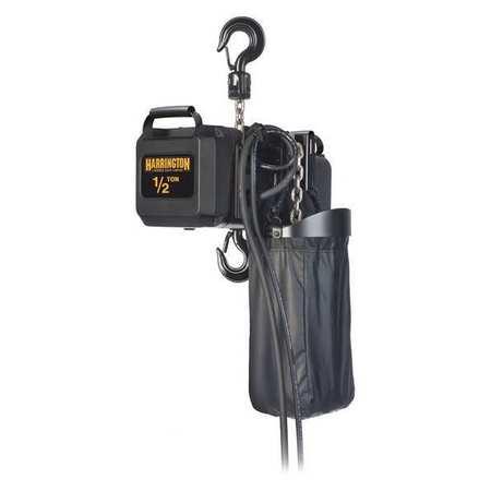Harrington Electric Theatre Chain Hoist 1000lb 10ft
