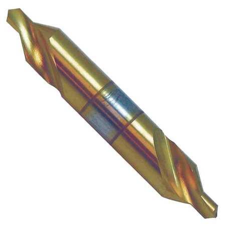 KEO Drill/Countersink 60 deg. #8 3/4in TiN Min. Qty 6