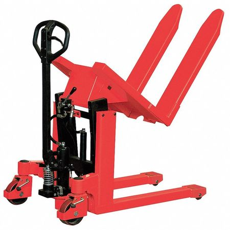Dayton Manual Pallet Tilter 2200 lb. 21 in. W