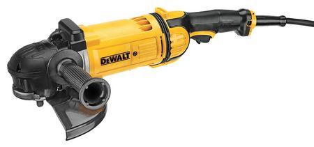 DeWalt DWE4559CN 9 6,500 Rpm 4.7 HP Grinder, Cover