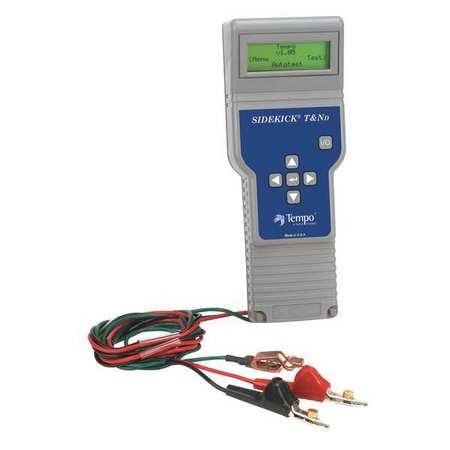 Tester Sidekick T&Nd by USA Greenlee Data & Communication Test Equipment