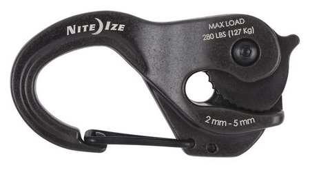 Nite Ize Rope Tightener 1-19/64 in. x 2-1/2 in.