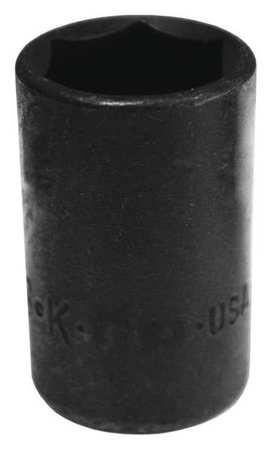 SK Impact Socket Semi Deep 19mm
