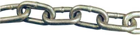 Laclede Proof Coil Chain 20ft 800lb Hot Glvnzd