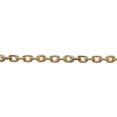 Laclede Trnsprt Chain 400ft. 6600lb. Gold Chrom