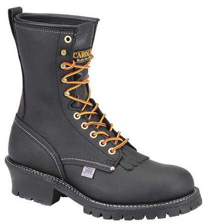 477651ae39f Wrk Boots, Men, 15, EEEE, Lce Up, 9inH, Blk, PR by USA Carolina Shoe ...
