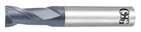 OSG Carbide End Mill 3.60mm dia 5.40mm Cut L