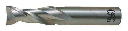 OSG Carbide End Mill 13/32 in. dia. 1 in Cut