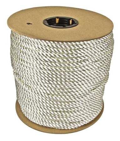 Value Brand Rope Nylon 1/2in Dia 600 ft.