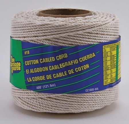 Value Brand Twine Cotton #18 400 ft.