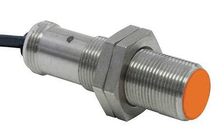 Proximity Sensor Inductive 10mm NPN NO Model II7106 by USA Ifm Proximity Sensors & Switches