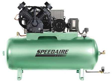 Speedaire Elec Air Compressor 2 Stage 15hp 50cfm