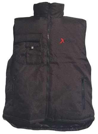 Insulated Vest,mens,m,black