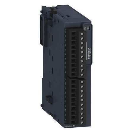 Ext Module TM3 4 inputs Terminal Block by USA Schneider Industrial Automation Programmable Controller Accessories