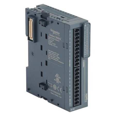 Ext Module TM3 16 inputs Terminal Block by USA Schneider Industrial Automation Programmable Controller Accessories