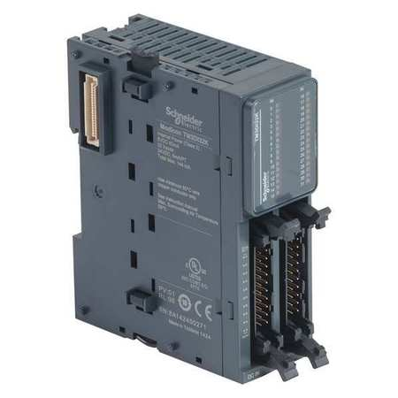 Ext Module TM3 32 inputs 0 outputs by USA Schneider Industrial Automation Programmable Controller Accessories
