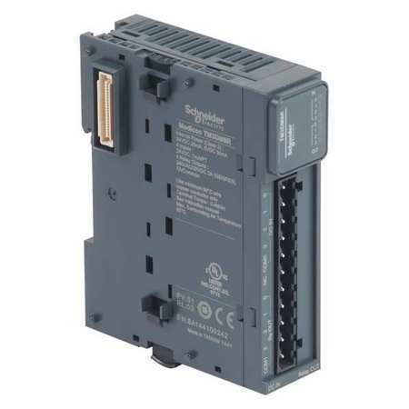 Ext Module TM3 4 inputs 4 outputs 24VDC by USA Schneider Industrial Automation Programmable Controller Accessories