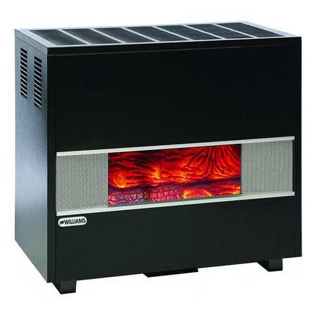 Williams Comfort Products Gas Wall Furnace Direct Ng