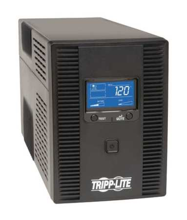 UPS System Line Interactive Tower 1.5kVA Model SMART1500LCDT by USA Tripp Lite Electrical UPS Equipment