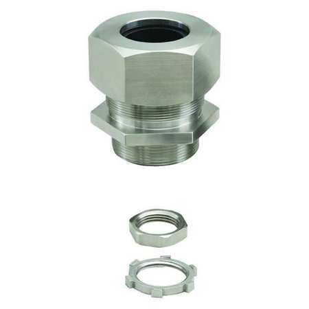 Cord Connector 0.18 0.25 in. Cord Range by USA Calbrite Electrical Strain Relief Connectors