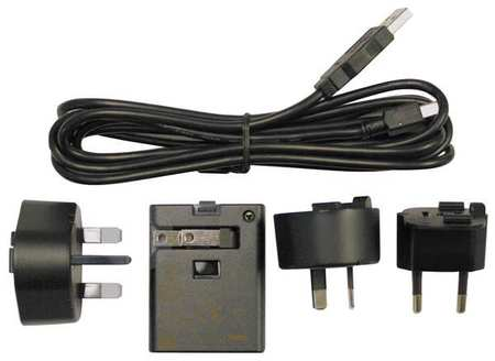 AC Adapter,For Use With INSIGHT Plus -  BACHARACH, 0024-1611