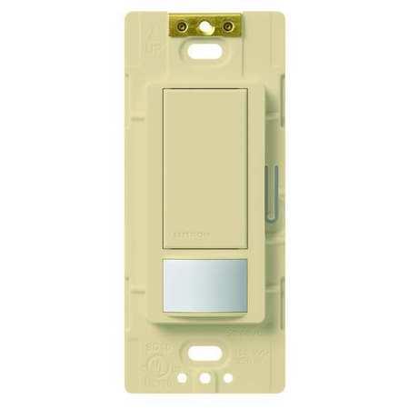 Occupancy Sensor PIR 900 sq ft Ivory by USA Lutron Infrared Motion Sensors