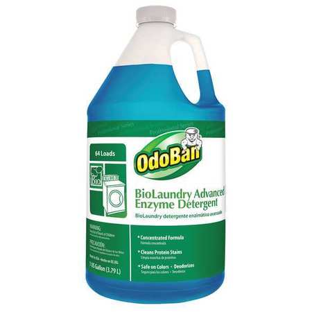 Odoban 1 Gal. Jug None Biolaundry Advanced Enzyme Detergent
