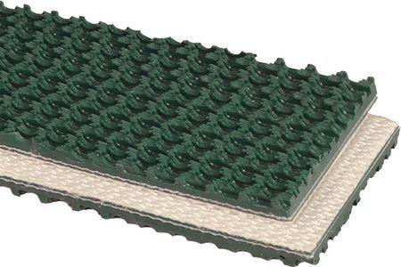 Apache Conveyor Belt 2Ply 100 PVC Grn 8InW