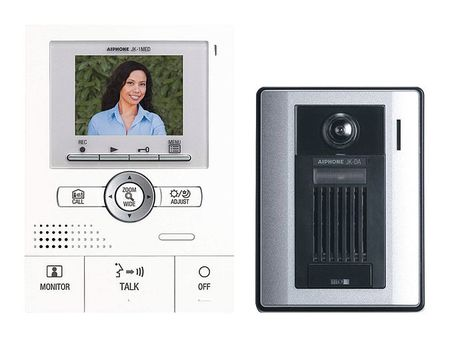 Video Intercom PTZ Station Kit ABS by USA Aiphone Wired Intercom Systems
