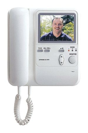 Video Master Station 24VDC 8 by USA Aiphone Wired Intercom Systems