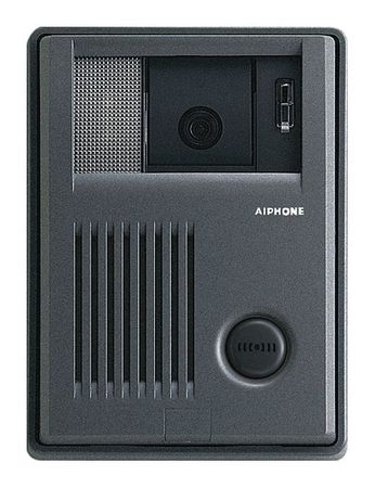 Video Door Station 24VDC 8 13/16 2 by USA Aiphone Wired Intercom Systems