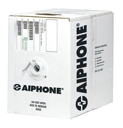 18 AWG 2 Conductor Non Shielded Wire 1000 ft. by USA Aiphone Electrical Wire & Cable