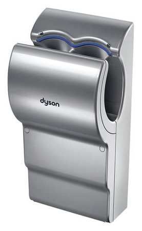 Hand Dryer, Integral,Polycarbonate ABS -  DYSON, 304663-01